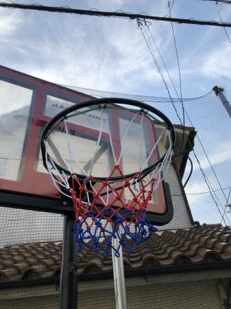 新バスケットゴールネット