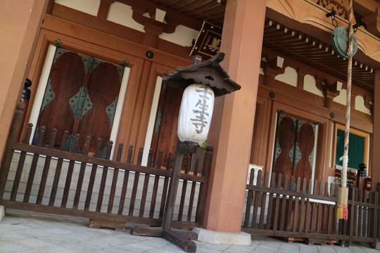 壬生寺提燈