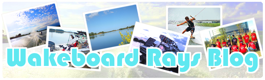Wakeboard team - Rays!
