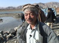 アフガンに命の水を