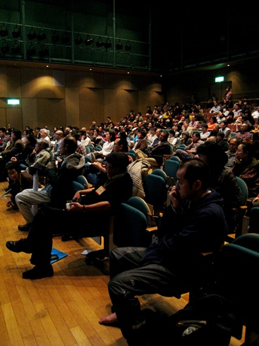 IFOF2011:会場