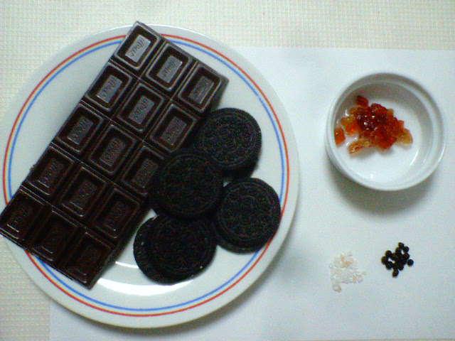 黒胡椒チョコ1