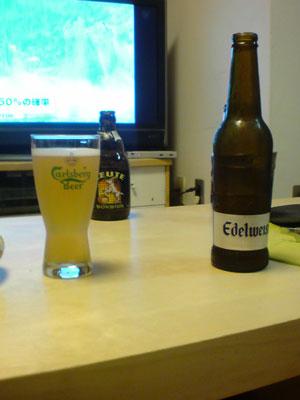 エーデルワイスノーフレッシュ ビール オーストリア ドイツビール Edelweiss ベルギー