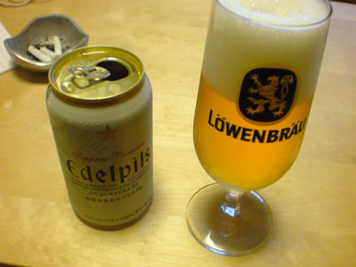 edelpils サッポロ ビール エーデルピルス