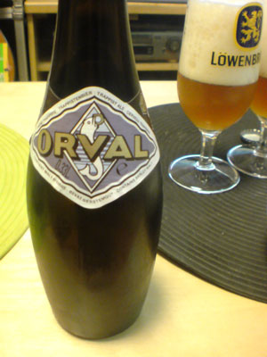 ORVAL ベルギービール オルヴァル