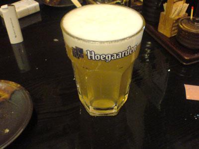 ヒューガルデン ベルギービール