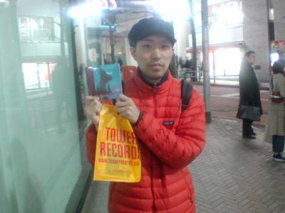 渋谷 タワーレコード