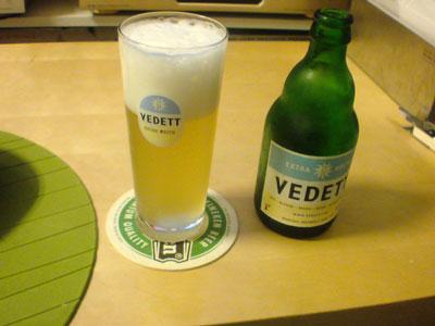 vedett ヴェデット ベルギービール