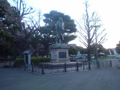 上野 西郷どん