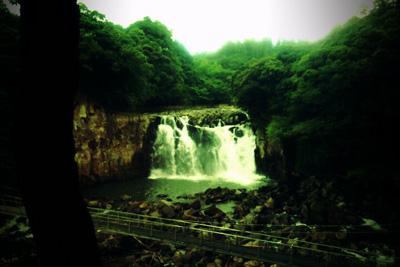 関尾の滝 都城