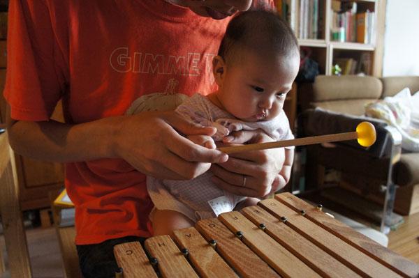 アウリスのシロフォン(木琴)