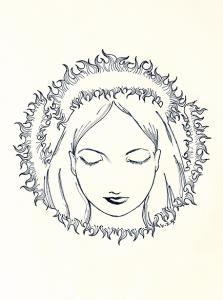 太陽の女神