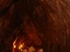 溶岩で出来た洞窟