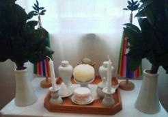 幽玄祭事の祭壇