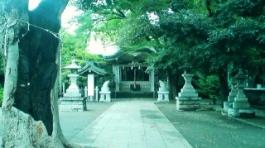 産土の杉山神社