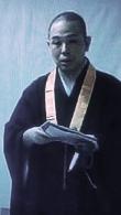 庚申講話中の川島金山