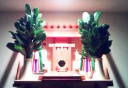 川島道場の神真霊璽