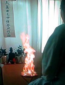 平成23年元三斎火神事