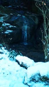 筑波山不動の滝