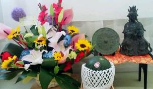 誕生祝のお花