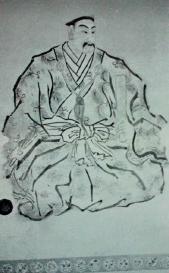 本田親徳先生の絵姿