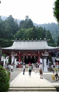 大山阿夫利神社(下社)