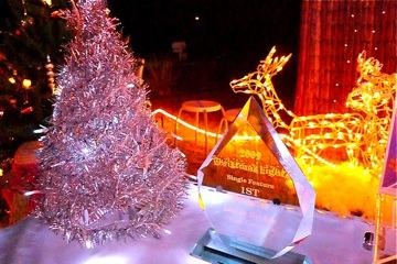 ゴールドコーストのクリスマス・イルミネーション