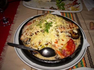 ブルガリア料理2グリル
