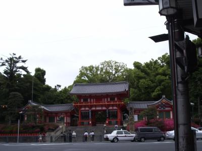 京都1八坂神社