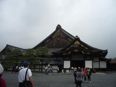 京都5二条城