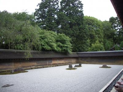京都8龍安寺石庭