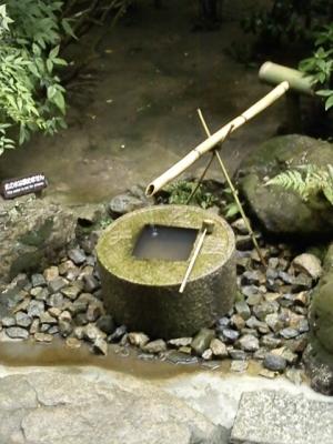 京都9龍安寺ー吾唯足知