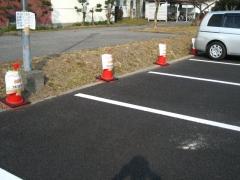 大会駐車場2