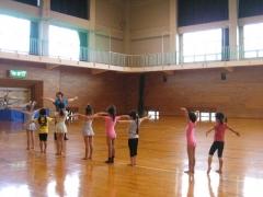 新体操教室1