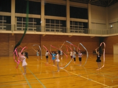 新体操教室4
