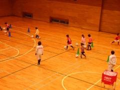 サッカー教室5