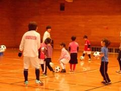 サッカー教室6
