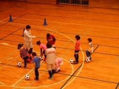 サッカー教室8