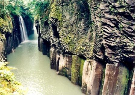 高千穂の滝