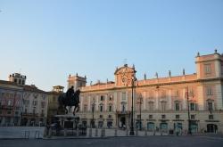 ピアチェンツァの中心部