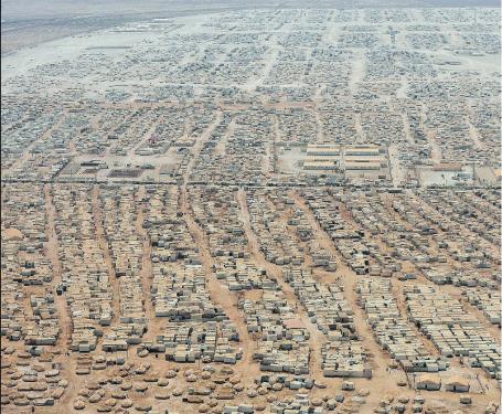 ヨルダン難民