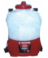 乾電池式噴霧器 工進「消毒名人」DK-7