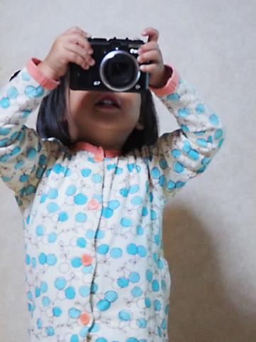 カメラとかなでさん