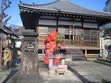谷中東覚寺