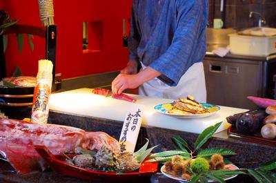 加賀の台所
