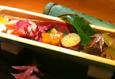 彩2012秋の前菜