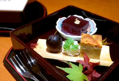 彩2012秋のデザート