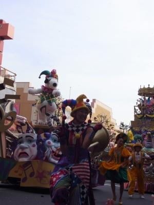 ユニバーサル・ハロウィーン・カーニバル,USJ,ユニバーサル・スタジオ・ジャパン、パレード・デ・カーニバル
