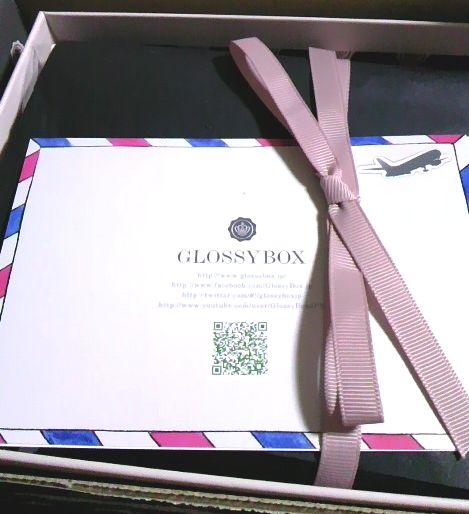 グロッシーボックス,glossybox,1500円,10月,グロッシーボックス.JPG.glossy box .glossy box japan.glossy box 口コミ.glossy box ブログ.グロッシーボックス.prunusbox.キーワード.glossy box twitter.ブログ