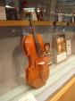 古澤さんが使用したバイオリンと同じ